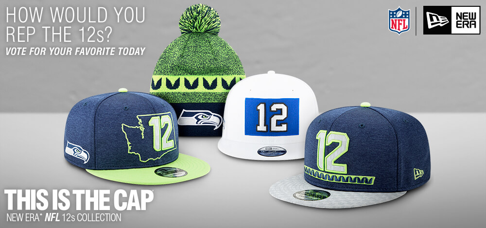 How would you rep the 12s? Vote for your favorite today.