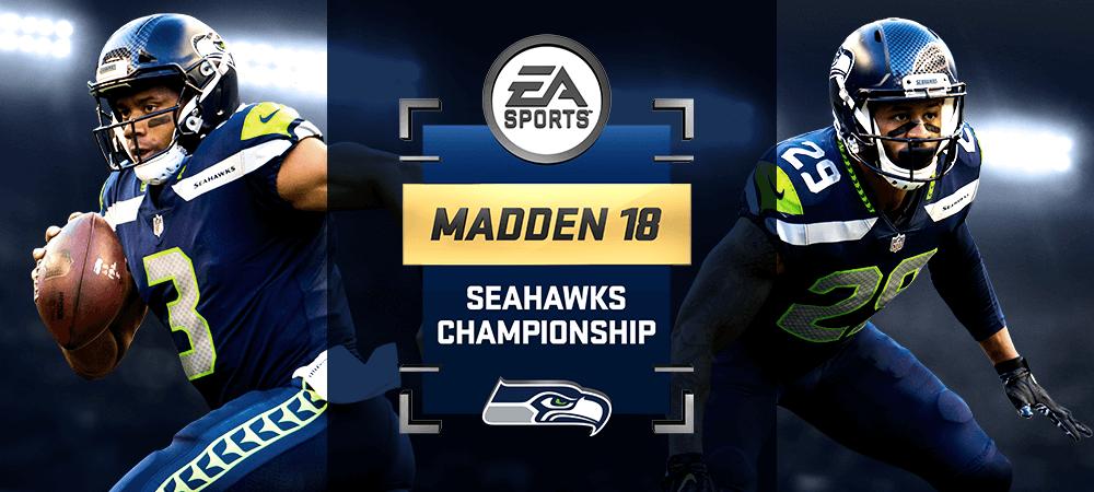 Madden 18 Seahawks Championship