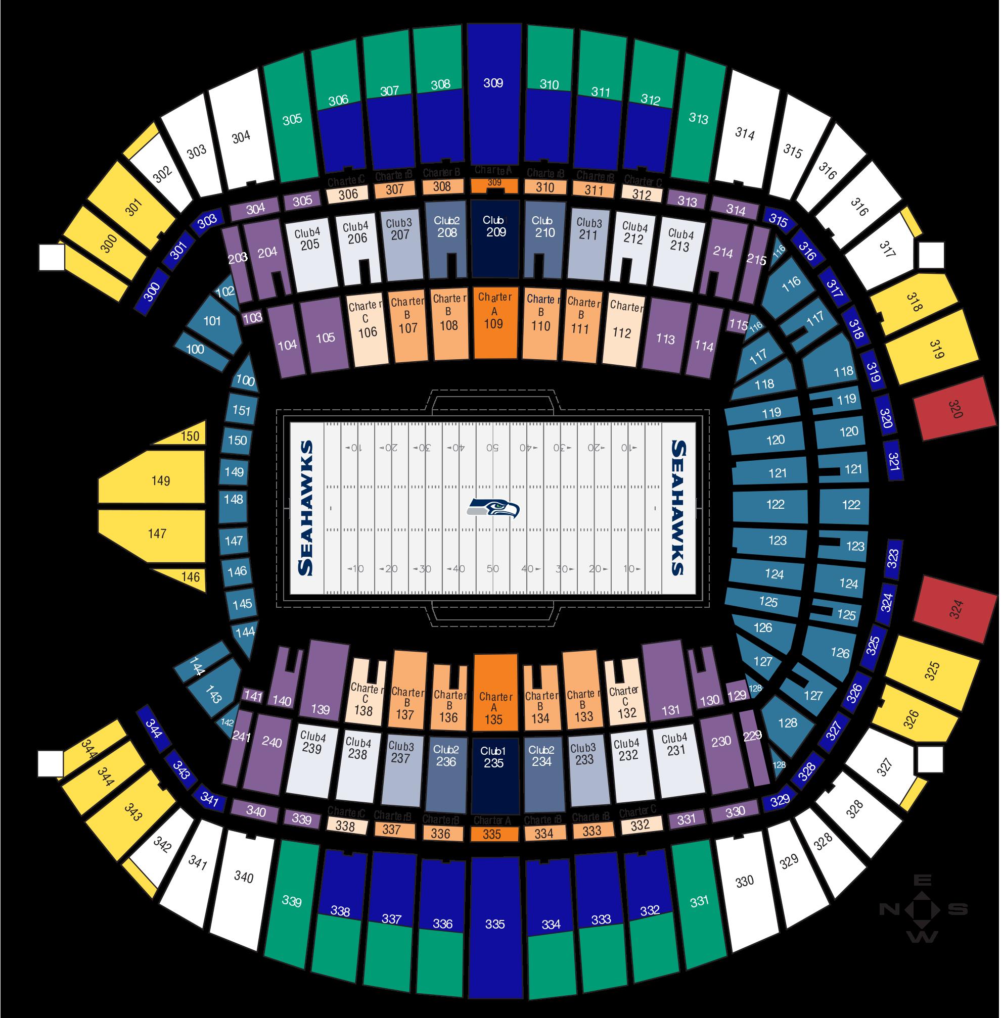 2016 Season Ticket Pricing Map Updated feedyeti