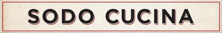 Sodo Cucina Logo