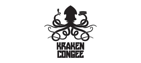 Kraken Congee logo
